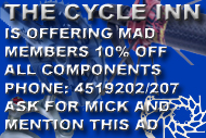 Cycle Inn Advertisment