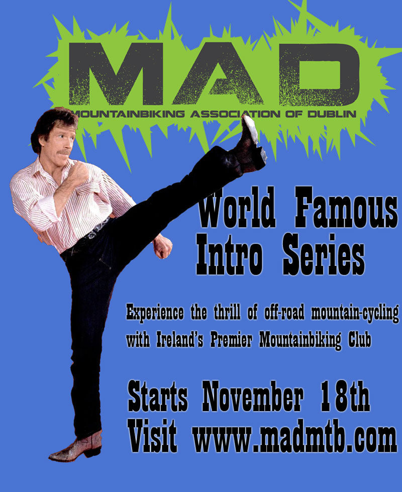 MAD Intro Series November 2012